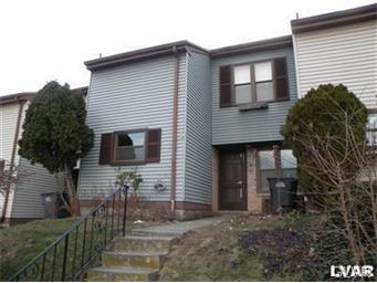 Rental Homes for Rent, ListingId:34876885, location: 1610 Shenandoah Court Allentown 18104