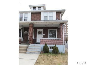 Rental Homes for Rent, ListingId:34952778, location: 1320 Chelsea Avenue Bethlehem 18018
