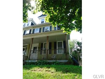 Rental Homes for Rent, ListingId:34952770, location: 309 South 14Th Street Easton 18042