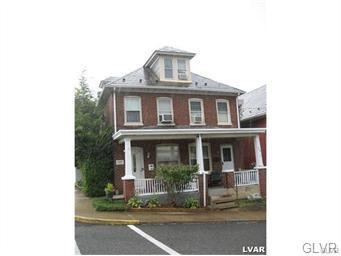 Rental Homes for Rent, ListingId:34952790, location: 927 Ridge Street Easton 18042
