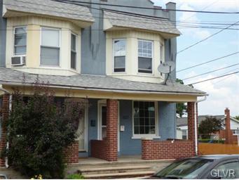 Rental Homes for Rent, ListingId:34971609, location: 537 Turner Street Bethlehem 18018