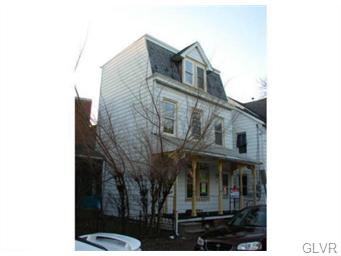 Rental Homes for Rent, ListingId:34971632, location: 754 North Lumber Street Allentown 18102