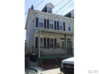 Rental Homes for Rent, ListingId:34987194, location: 840 West Milton Street Easton 18042