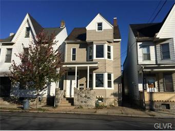 Rental Homes for Rent, ListingId:35089104, location: 1007 Butler Street Easton 18042
