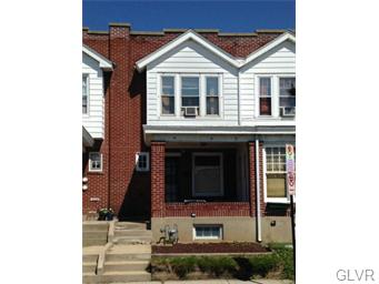 Rental Homes for Rent, ListingId:35089099, location: 1923 West Allen Street Allentown 18104