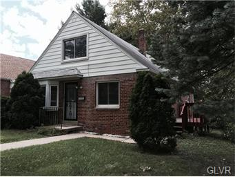 Rental Homes for Rent, ListingId:35099227, location: 2339 West Greenleaf Street Allentown 18104