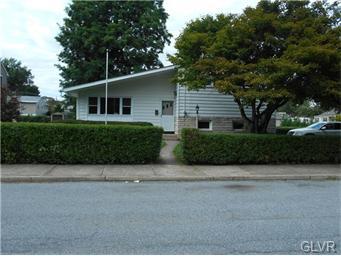 Rental Homes for Rent, ListingId:35105400, location: 1815 Frankenfield Street Allentown 18104
