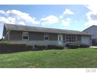 Rental Homes for Rent, ListingId:35139519, location: 2026 Latta Street Allentown 18104