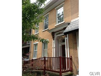 Rental Homes for Rent, ListingId:35209901, location: 717 Center Street Bethlehem 18018