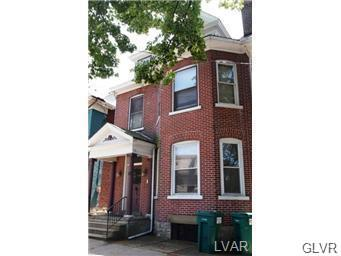 Rental Homes for Rent, ListingId:35209895, location: 112 East Broad Bethlehem 18018