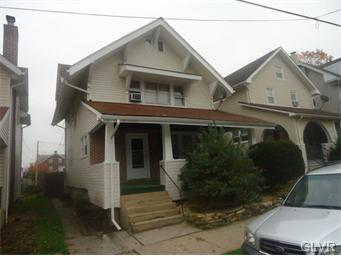 Rental Homes for Rent, ListingId:35231388, location: 632 16Th Avenue Bethlehem 18018