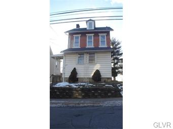 Rental Homes for Rent, ListingId:35231382, location: 824 South Filmore Street Allentown 18103