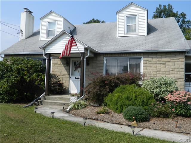 Photo of 5870 Chestnut Street  Upper Milford Twp  PA