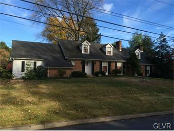 Rental Homes for Rent, ListingId:35354231, location: 411 North Cedar Crest Boulevard Allentown 18104