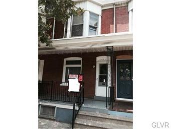 Rental Homes for Rent, ListingId:35321061, location: 1931 West Liberty Street Allentown 18104