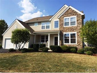 Rental Homes for Rent, ListingId:35333519, location: 4433 Stoney Brook Court Allentown 18104
