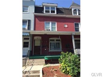 Rental Homes for Rent, ListingId:35340999, location: 40 Jefferson Street Allentown 18102