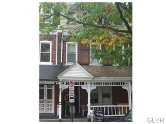 Rental Homes for Rent, ListingId:35340981, location: 245 North 4th Street Allentown 18102