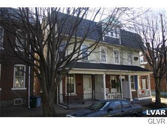 Rental Homes for Rent, ListingId:35358490, location: 229 West Fairview Street Bethlehem 18018