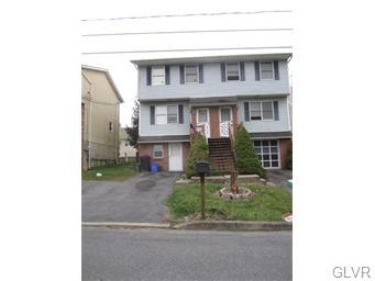 Rental Homes for Rent, ListingId:35382130, location: 1844 Norwood Street Bethlehem 18015