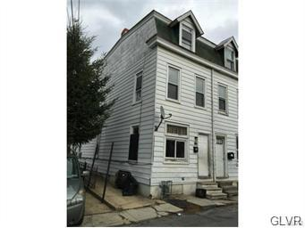 Rental Homes for Rent, ListingId:35445909, location: 815 Silk Street Allentown 18102