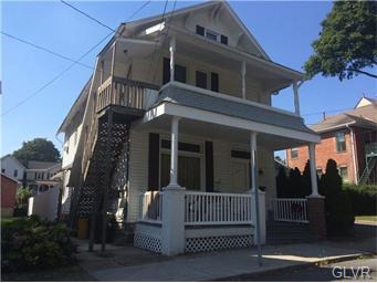 Rental Homes for Rent, ListingId:35445908, location: 18 South 2nd Street Bangor 18013