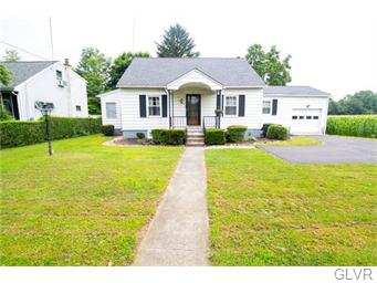 Rental Homes for Rent, ListingId:35476892, location: 5381 Limeport PIKE Upper Saucon 18034