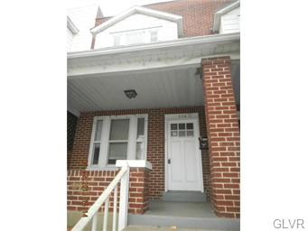 Rental Homes for Rent, ListingId:35495936, location: 938 North 6th Street Allentown 18102