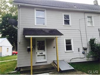 Rental Homes for Rent, ListingId:35500552, location: 776 1/2 South Main Street Phillipsburg 08865