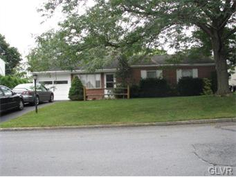Rental Homes for Rent, ListingId:35504651, location: 3090 Salisbury Drive Allentown 18103
