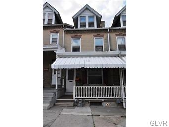 Rental Homes for Rent, ListingId:35584001, location: 608 1/2 North 16Th Street Allentown 18102