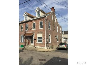 Rental Homes for Rent, ListingId:35663168, location: 1541 Utica Street Allentown 18102