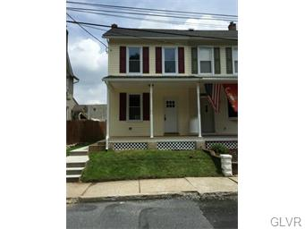 Rental Homes for Rent, ListingId:35588980, location: 421 South Canal Street Walnutport 18088