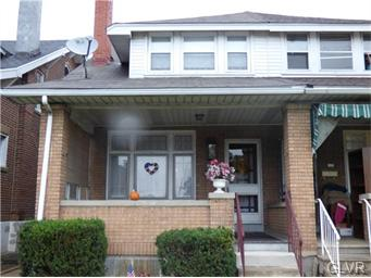 Rental Homes for Rent, ListingId:35641861, location: 1141 Fullerton Avenue Allentown 18102