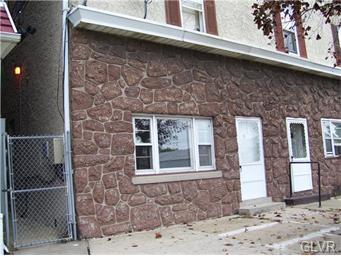 Rental Homes for Rent, ListingId:35641851, location: 401 North FRONT Street Catasauqua 18032