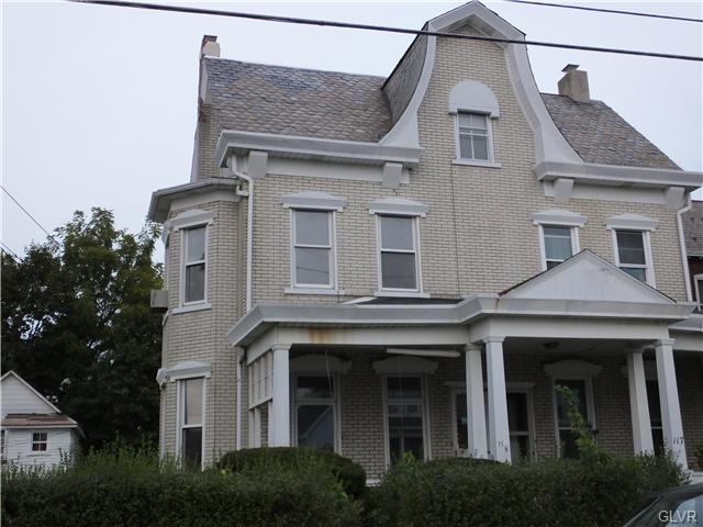 Rental Homes for Rent, ListingId:35663147, location: 115 2Nd Street Slatington 18080