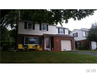 Rental Homes for Rent, ListingId:35666189, location: 2318 West Walnut Street Allentown 18104