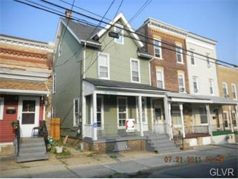 Rental Homes for Rent, ListingId:35667738, location: 326 North Madison Street Allentown 18102