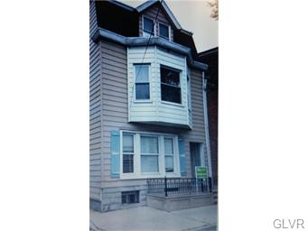 Rental Homes for Rent, ListingId:35727688, location: 223 North 10th Street Allentown 18102