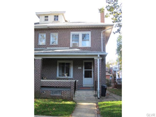 Rental Homes for Rent, ListingId:35774556, location: 2210 West Allen Street Allentown 18104