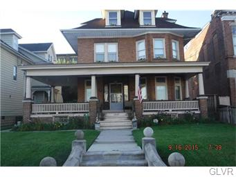 Rental Homes for Rent, ListingId:35774540, location: 2036 HANOVER Avenue Allentown 18109