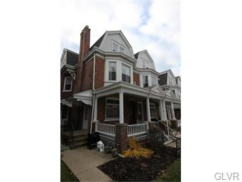 Rental Homes for Rent, ListingId:35782631, location: 1540 West Walnut Street Allentown 18102