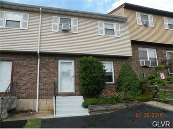 Rental Homes for Rent, ListingId:35825952, location: 2603 Mountain Lane Allentown 18103