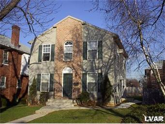 Rental Homes for Rent, ListingId:35959979, location: 907 North 18th Street Allentown 18104