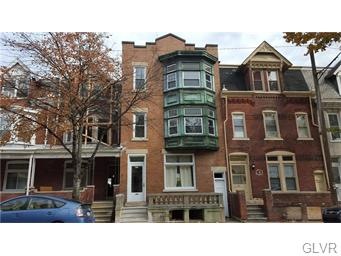 Rental Homes for Rent, ListingId:35959978, location: 613 North 6th Street Allentown 18102