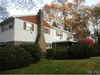 Rental Homes for Rent, ListingId:36092088, location: 529 North Leh Street Allentown 18104