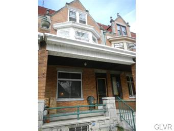 Rental Homes for Rent, ListingId:36133847, location: 1621 West Turner Street Allentown 18102