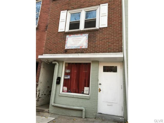 Rental Homes for Rent, ListingId:36139663, location: 112 North 8th Street Allentown 18102
