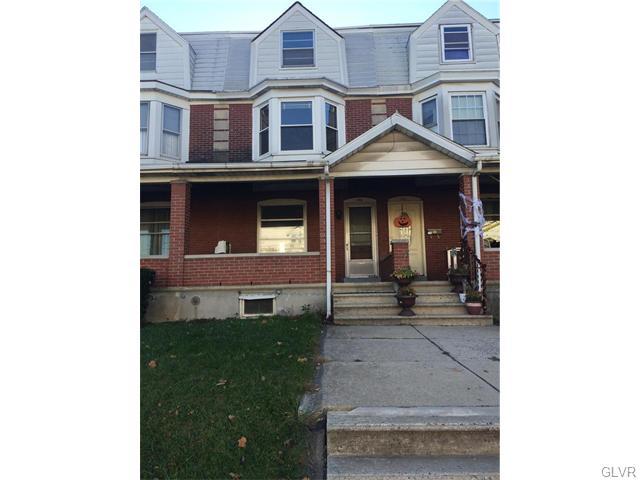 Rental Homes for Rent, ListingId:36170828, location: 1106 Fullerton Allentown 18102