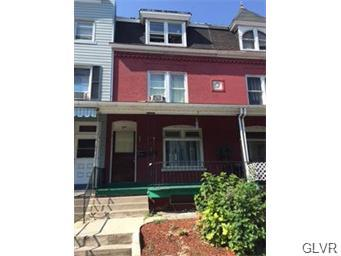 Rental Homes for Rent, ListingId:36243703, location: 40 North Jefferson Street Allentown 18102